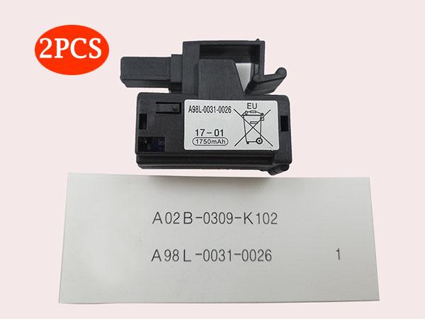 Fanuc A98L-0031-0026-2PCS